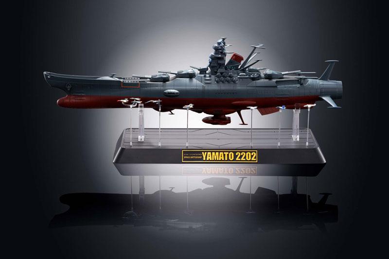 超合金魂『GX-86 宇宙戦艦ヤマト2202』完成品モデル-004