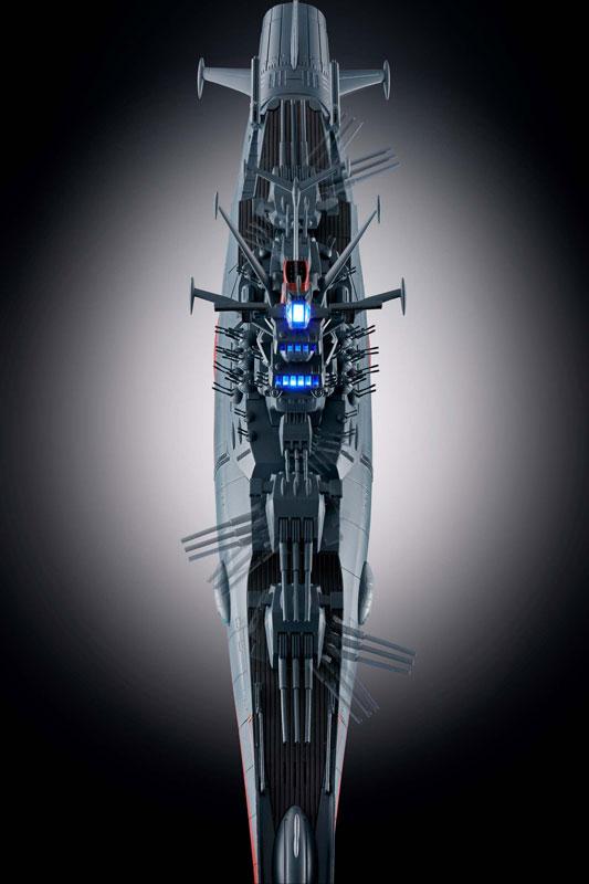 超合金魂『GX-86 宇宙戦艦ヤマト2202』完成品モデル-005