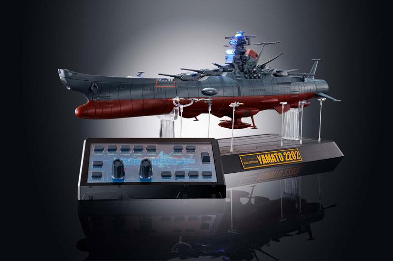 超合金魂『GX-86 宇宙戦艦ヤマト2202』完成品モデル-007