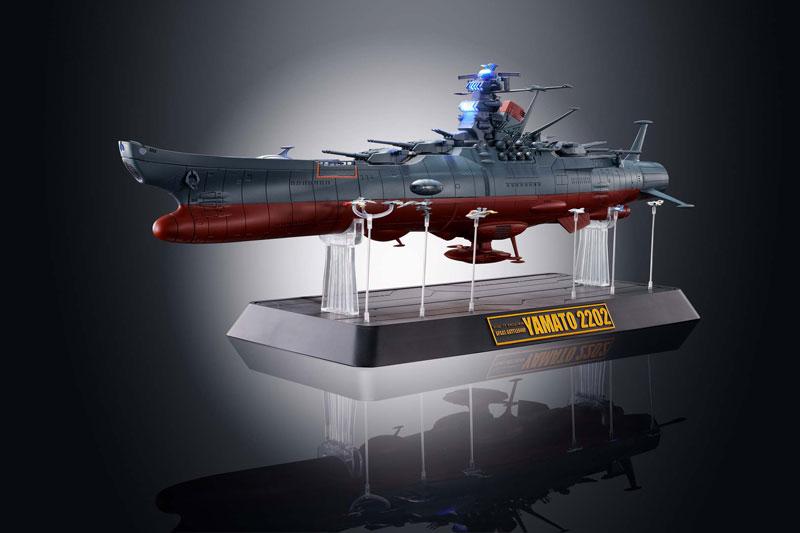 超合金魂『GX-86 宇宙戦艦ヤマト2202』完成品モデル-008