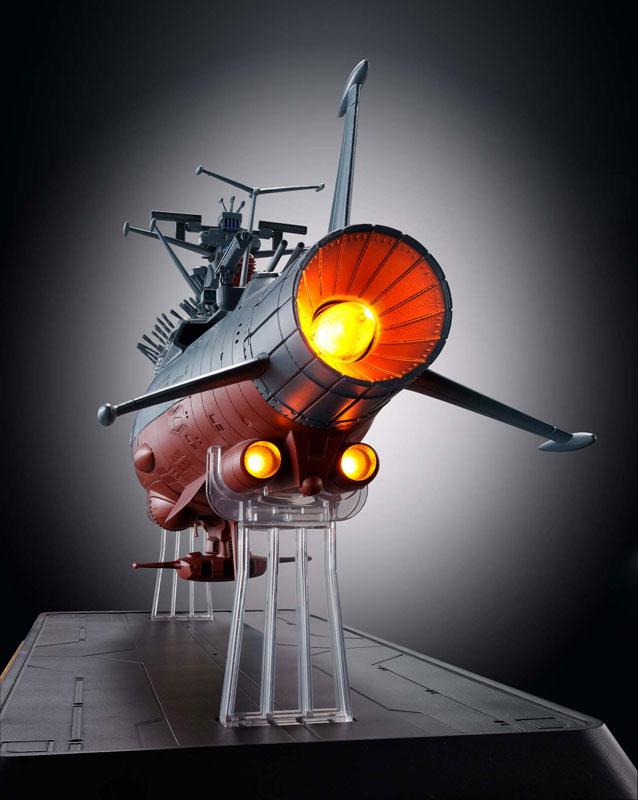 超合金魂『GX-86 宇宙戦艦ヤマト2202』完成品モデル-010