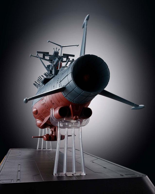 超合金魂『GX-86 宇宙戦艦ヤマト2202』完成品モデル-011