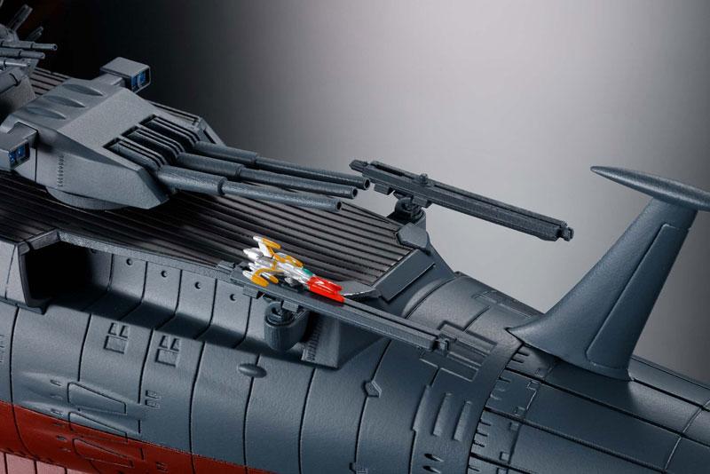 超合金魂『GX-86 宇宙戦艦ヤマト2202』完成品モデル-018