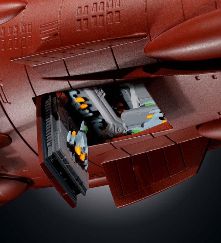 超合金魂『GX-86 宇宙戦艦ヤマト2202』完成品モデル-025