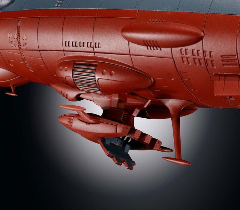 超合金魂『GX-86 宇宙戦艦ヤマト2202』完成品モデル-026