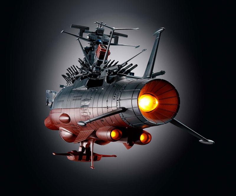 超合金魂『GX-86 宇宙戦艦ヤマト2202』完成品モデル-027