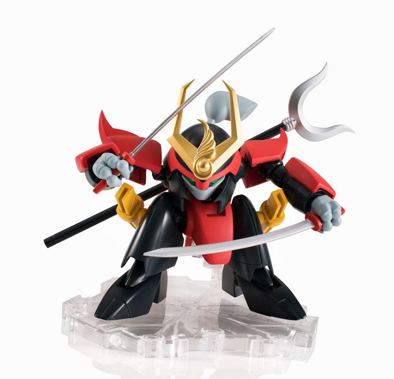 NXEDGE STYLE [MASHIN UNIT] 『戦神丸』魔神英雄伝ワタル 可動フィギュア-002