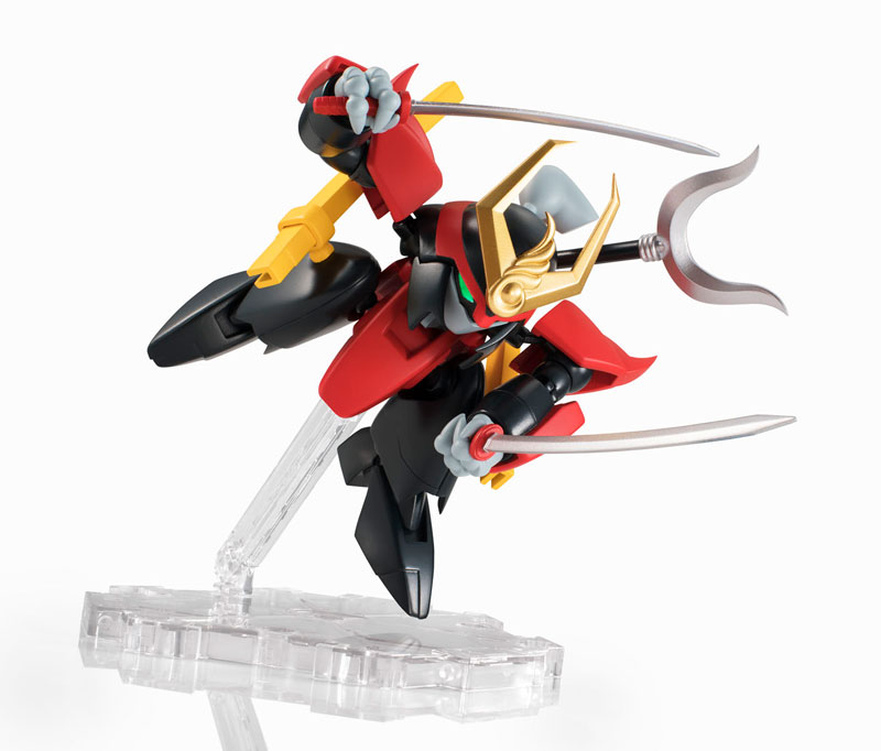 NXEDGE STYLE [MASHIN UNIT] 『戦神丸』魔神英雄伝ワタル 可動フィギュア-003