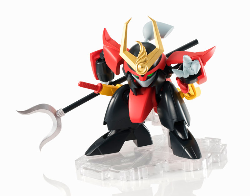 NXEDGE STYLE [MASHIN UNIT] 『戦神丸』魔神英雄伝ワタル 可動フィギュア-005