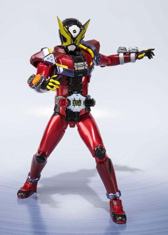 S.H.フィギュアーツ『仮面ライダーゲイツ』仮面ライダージオウ 可動フィギュア-003