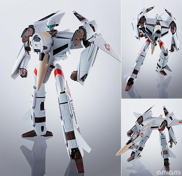 HI-METAL R『VF-4 ライトニングIII』超時空要塞マクロス Flash Back 2012 可変可動フィギュア