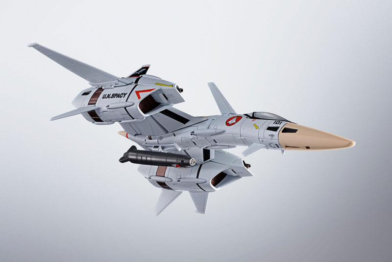 HI-METAL R『VF-4 ライトニングIII』超時空要塞マクロス Flash Back 2012 可変可動フィギュア-001