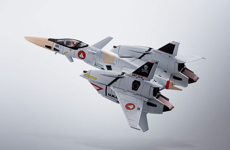 HI-METAL R『VF-4 ライトニングIII』超時空要塞マクロス Flash Back 2012 可変可動フィギュア-002