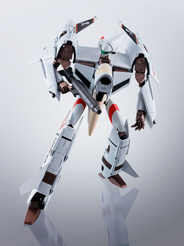 HI-METAL R『VF-4 ライトニングIII』超時空要塞マクロス Flash Back 2012 可変可動フィギュア-006
