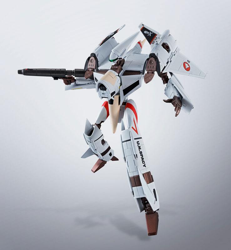 HI-METAL R『VF-4 ライトニングIII』超時空要塞マクロス Flash Back 2012 可変可動フィギュア-007