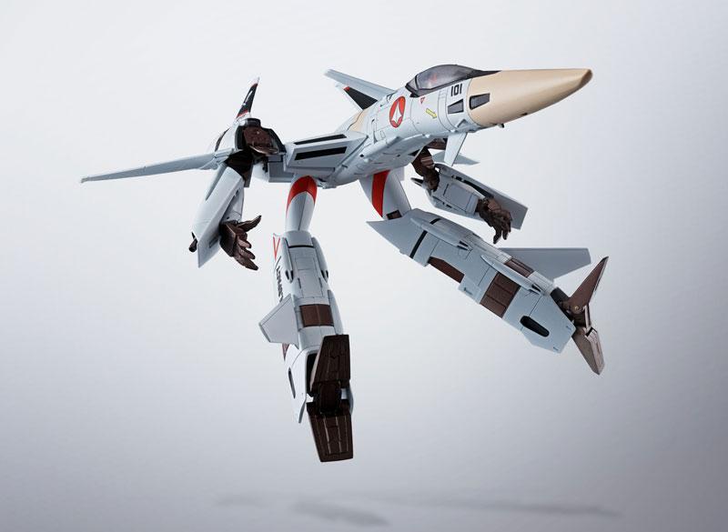 HI-METAL R『VF-4 ライトニングIII』超時空要塞マクロス Flash Back 2012 可変可動フィギュア-009