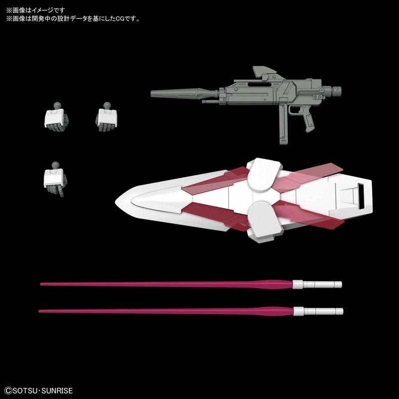 HGUC 1/144『ナラティブガンダム C装備』ガンダムNT プラモデル-004
