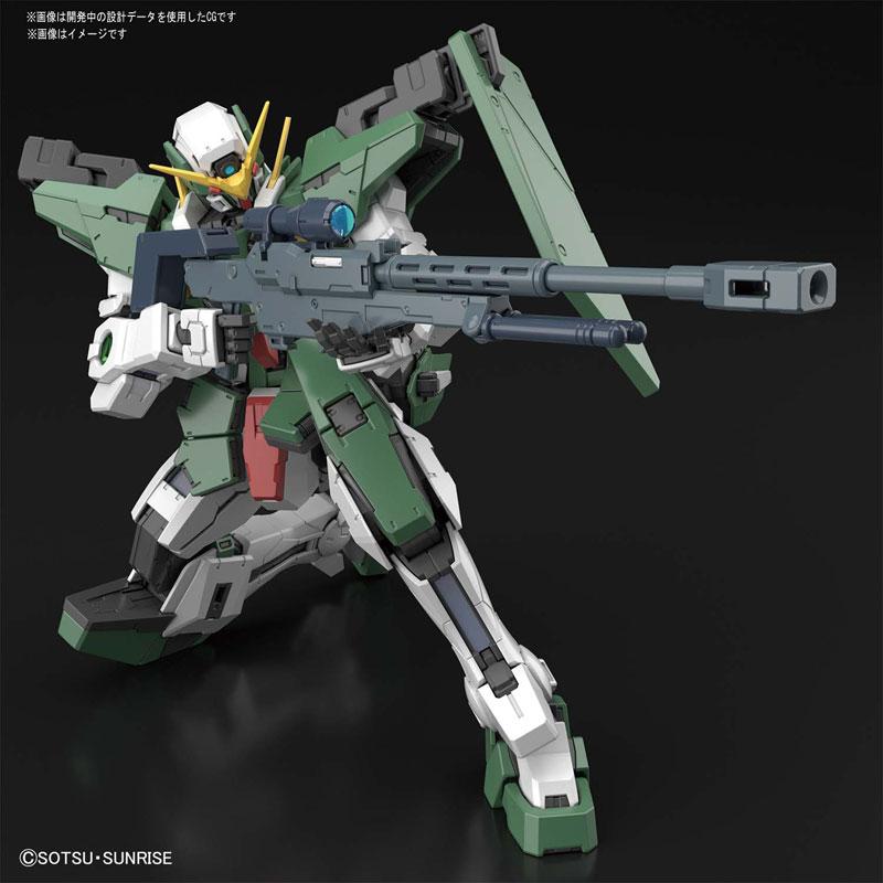 MG 1/100『ガンダムデュナメス』機動戦士ガンダム00 プラモデル-002