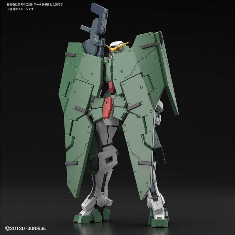 MG 1/100『ガンダムデュナメス』機動戦士ガンダム00 プラモデル-004