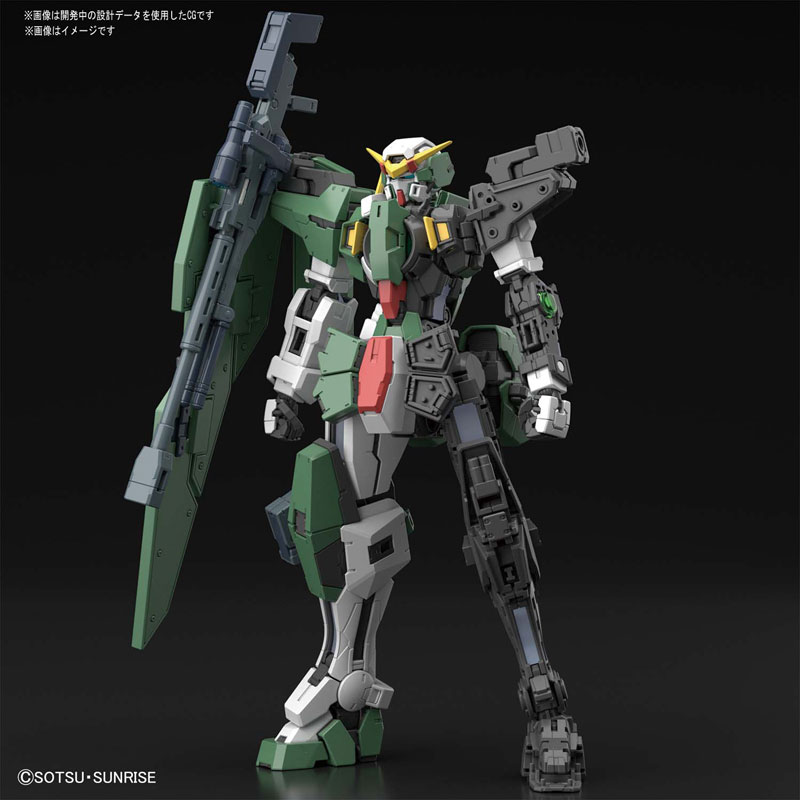 MG 1/100『ガンダムデュナメス』機動戦士ガンダム00 プラモデル-007