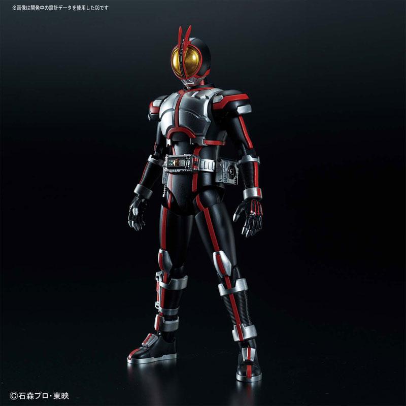フィギュアライズ スタンダード『仮面ライダーファイズ』仮面ライダー555 プラモデル-001