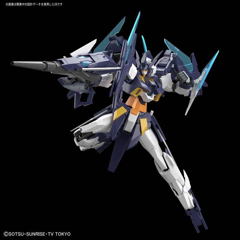 MG 1/100『ガンダムAGEIIマグナム』ガンダムビルドダイバーズ プラモデル-001