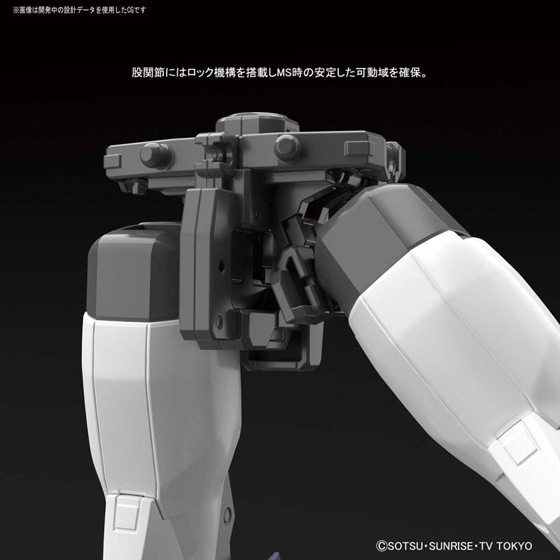 MG 1/100『ガンダムAGEIIマグナム』ガンダムビルドダイバーズ プラモデル-006