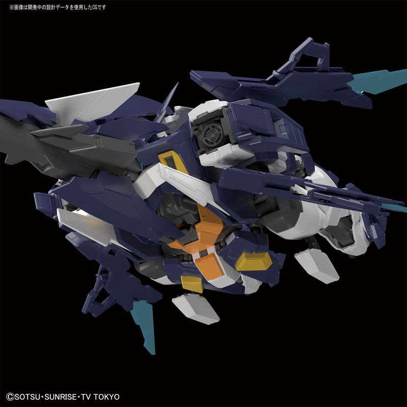 MG 1/100『ガンダムAGEIIマグナム』ガンダムビルドダイバーズ プラモデル-007