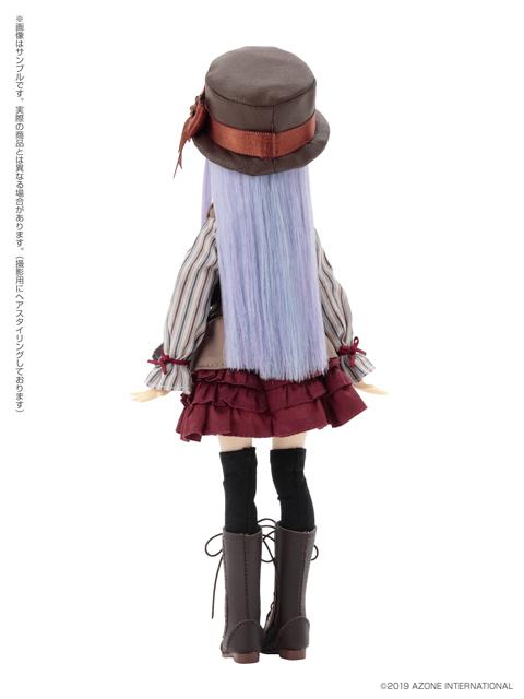 Alvastaria(アルヴァスタリア)『ケイティ ~旅立ちの日Ⅱ~』ピュアニーモ 1/6 完成品ドール-003
