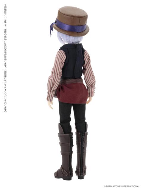 Alvastaria(アルヴァスタリア)『ニール ~旅立ちの日Ⅱ~』ピュアニーモ 1/6 完成品ドール-003