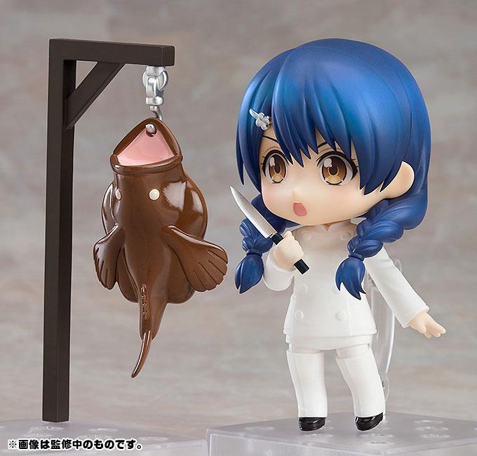 ねんどろいど『食戟のソーマ 餐ノ皿 田所恵』可動フィギュア-005