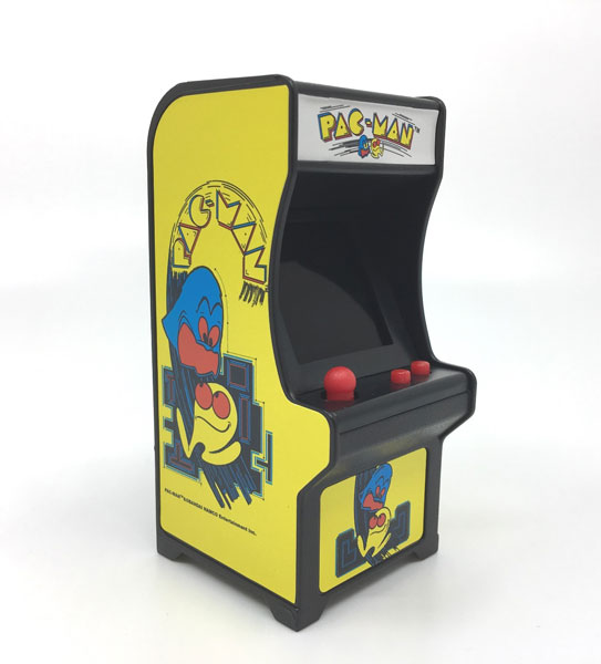 TINY ARCADE『パックマン』アクセサリーゲーム-001