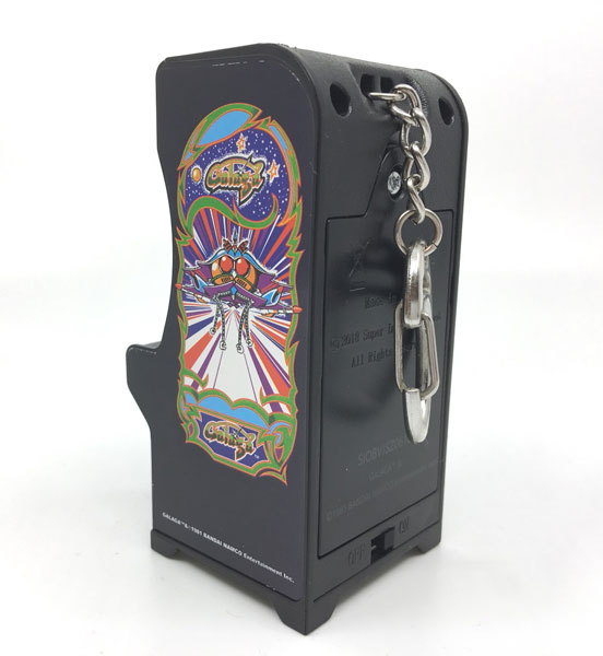 TINY ARCADE『ギャラガ』アクセサリーゲーム-003