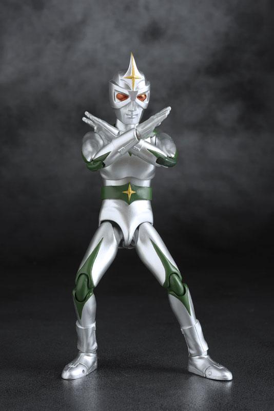 HAF(ヒーローアクションフィギュア)『ミラーマン』可動フィギュア-001