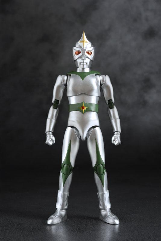 HAF(ヒーローアクションフィギュア)『ミラーマン』可動フィギュア-004