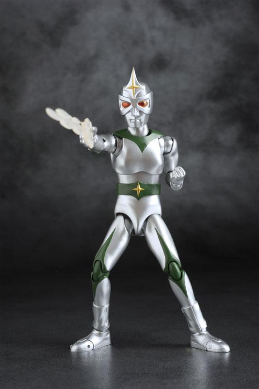 HAF(ヒーローアクションフィギュア)『ミラーマン』可動フィギュア-005