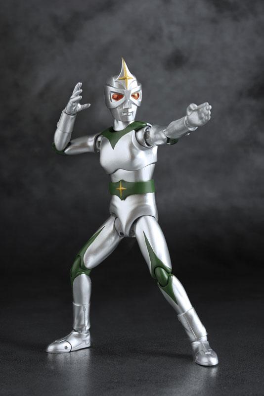 HAF(ヒーローアクションフィギュア)『ミラーマン』可動フィギュア-006