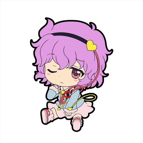 東方Project『ぺたん娘トレーディングラバーストラップvol.2』10個入りBOX-003