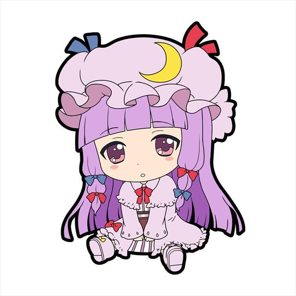 東方Project『ぺたん娘トレーディングラバーストラップvol.2』10個入りBOX-009