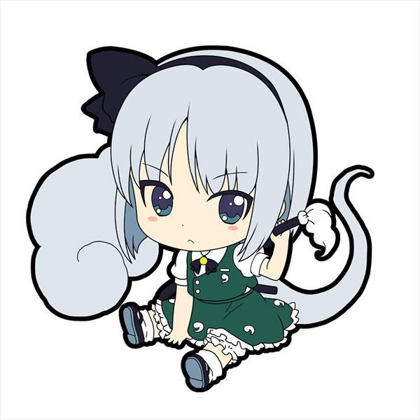 東方Project『ぺたん娘トレーディングラバーストラップvol.2』10個入りBOX-010