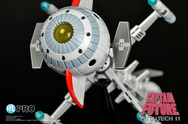メタルテック11『フューチャーコメット号』キャプテンフューチャー 完成品モデル-003