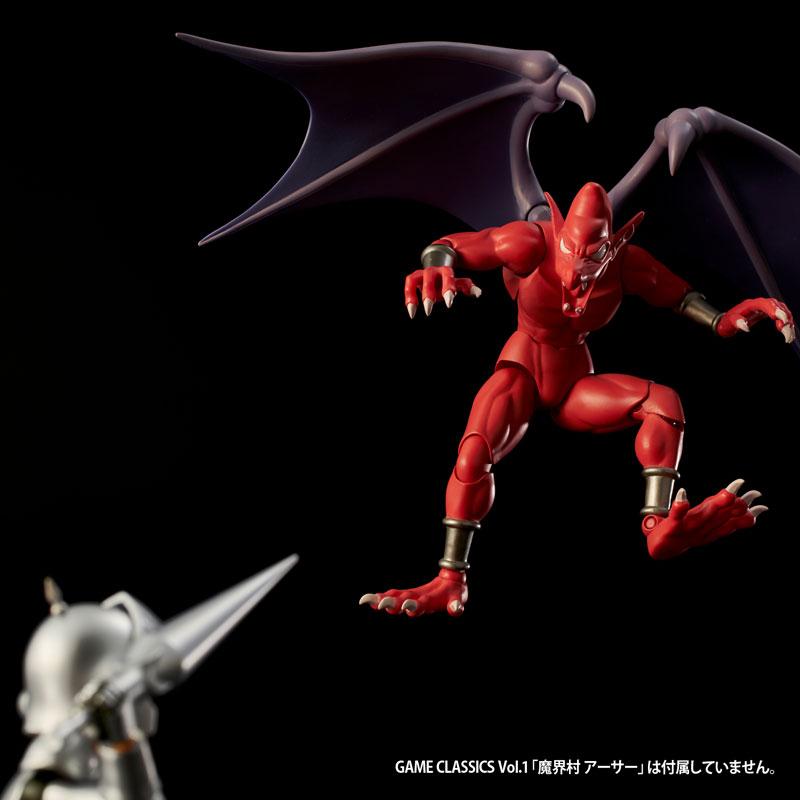 GAME・CLASSICS vol.3『魔界村 レッドアリーマー』可動フィギュア-012