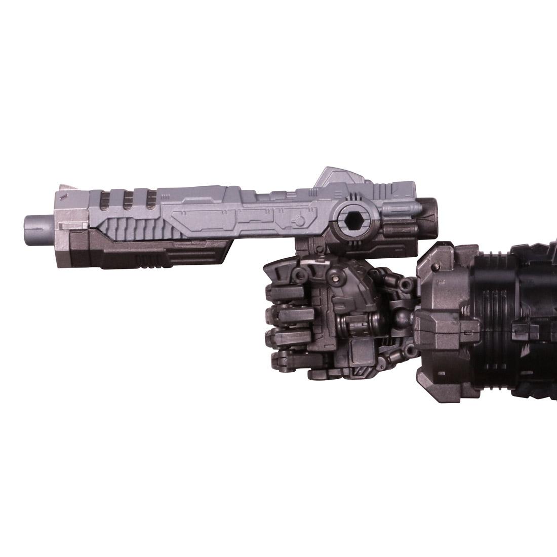 ダイアクロン『DA-33 ビッグパワードGV〈デストロイヤー〉』可動フィギュア-006