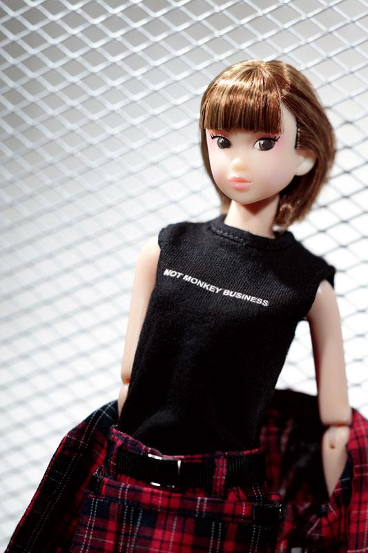 momoko DOLL『うんざりな日々/Boring Days』完成品ドール-005