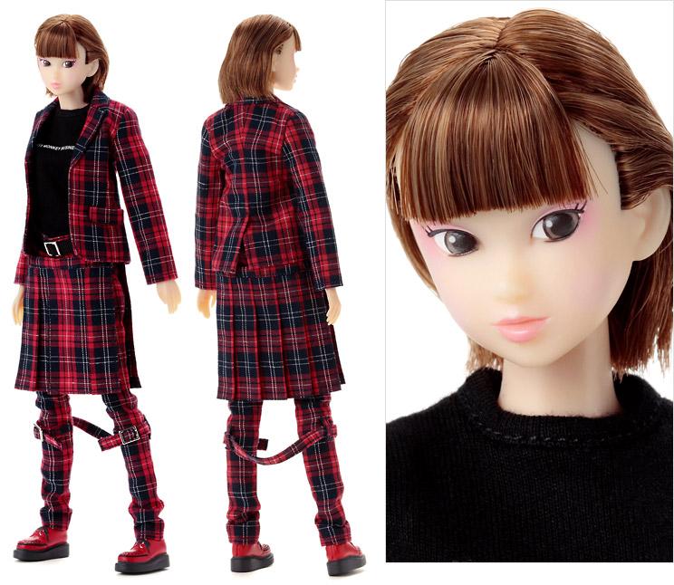 momoko DOLL『うんざりな日々/Boring Days』完成品ドール-008