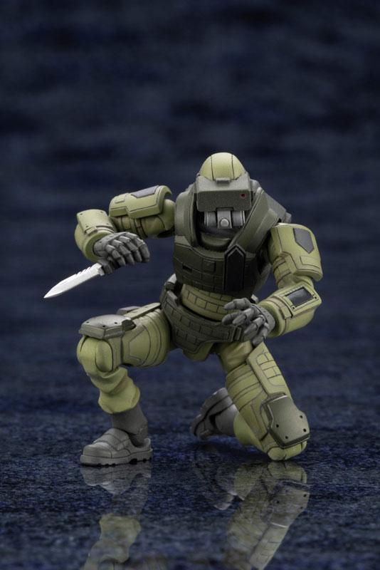 ヘキサギ『アーリーガバナーVol.1 密林戦仕様』1/24 キットブロック-002