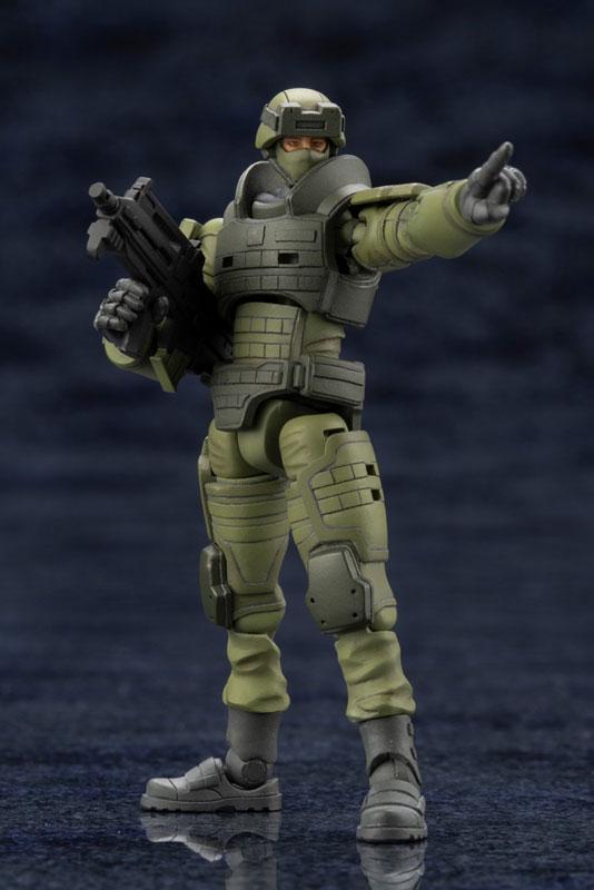 ヘキサギ『アーリーガバナーVol.1 密林戦仕様』1/24 キットブロック-004