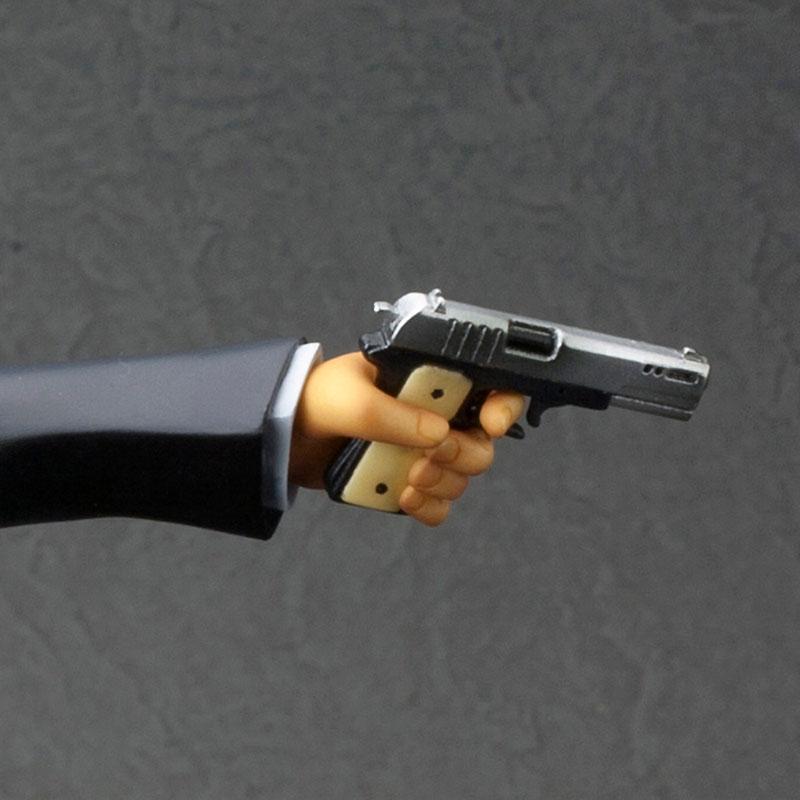ARTFX J『ニコラス・D・ウルフウッド|リニューアルパッケージver.』トライガン 1/8 完成品フィギュア-007