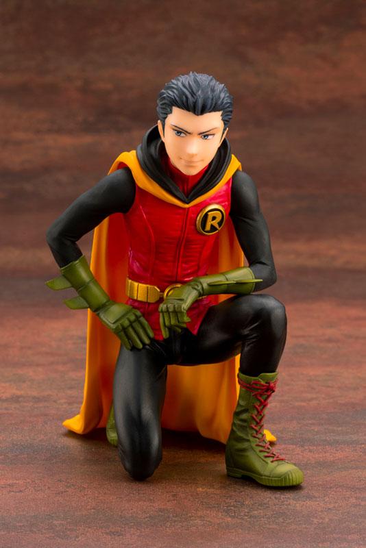 IKEMEN DC UNIVERSE『ダミアン ロビン|初回生産限定パーツ付属版』DCコミックス 1/7 完成品フィギュア-002
