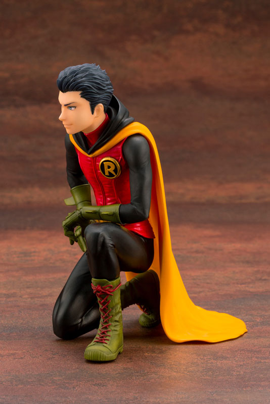 IKEMEN DC UNIVERSE『ダミアン ロビン|初回生産限定パーツ付属版』DCコミックス 1/7 完成品フィギュア-003